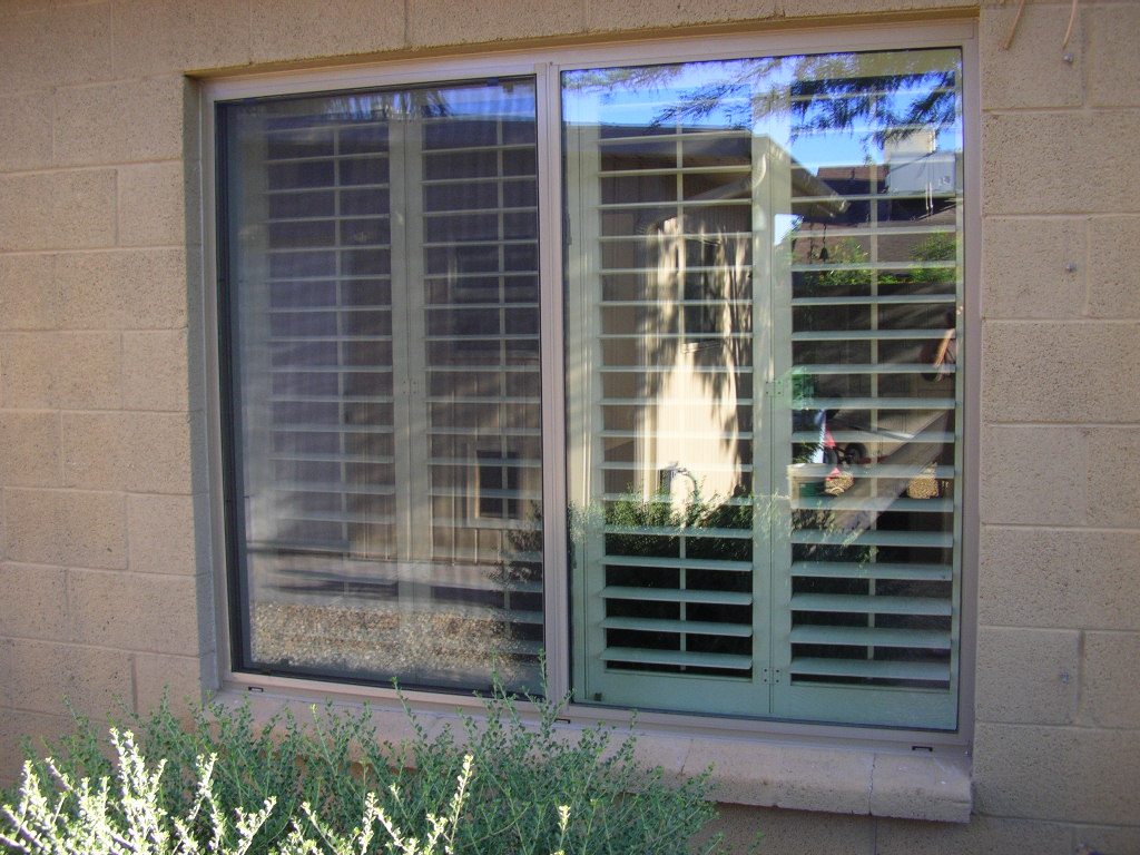Aluminum Window- Phoenix, AZ.