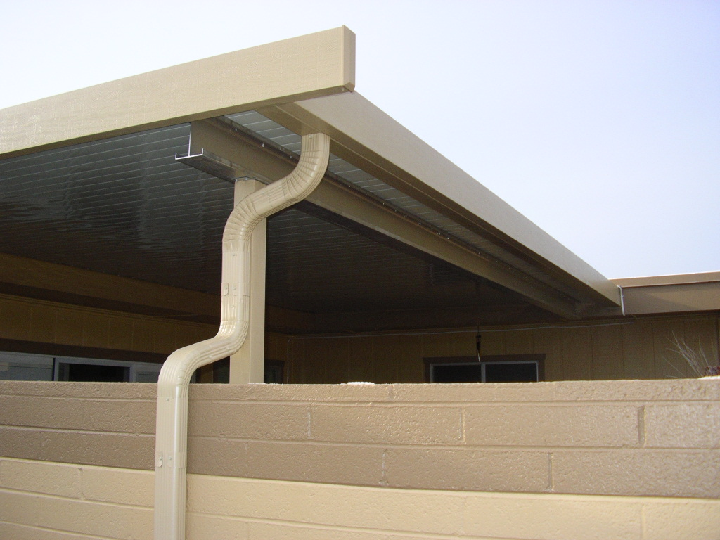 Aluminum Patio Cover- Sun City, AZ.